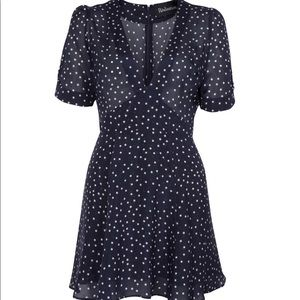 "Realisation par ""The Ozzie"" dress in Navy Star."